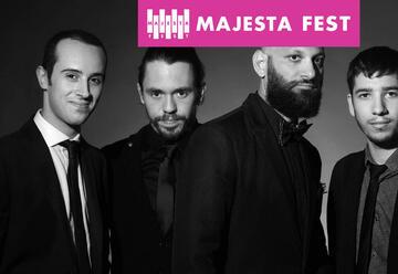 Фестиваль Маджеста — Эли Деджибри и его квартет в Израиле