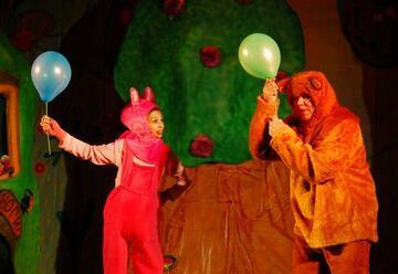 Театр Zero — Винни Пух и все-все-все! в Израиле