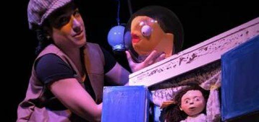 Кукольный театр Бейт 9 — Золотого стоит в Израиле