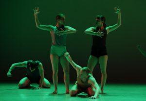 Танцевальный ансамбль Бат-Шева — Поле 21 — Охад Нахарин в Израиле