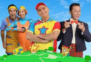 Квартал Хоп — Новый мьюзикл для детей и всей семьи в Израиле
