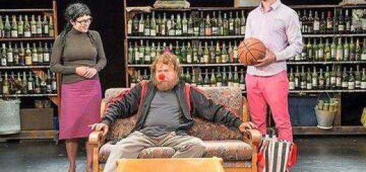 Театр Каров — Господин Бутылка в Израиле