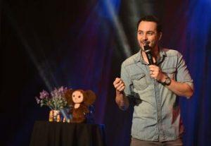 Стенд-ап шоу — Гиора Зингер в Израиле