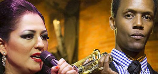 Серия Горячий джаз — Гершвин в безумном ритме в Израиле