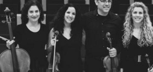 Концерты с квартетом Кармель  — Серия над радугой— Ностальгические звуки в Израиле