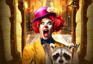 Суккот 2019 — Цирк Браво — Безумная ночь в музее в Израиле