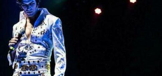 Вечер-посвящение Элвису Пресли в Израиле