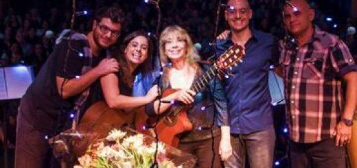 Музыкально-юмористическое выступление — Голос остается в семье в Израиле