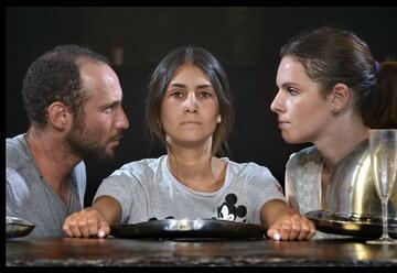 Театр а-Симта — Пятничный ужин в Израиле