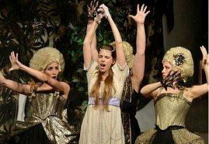 Час оперы для детей – Волшебная флейта в Израиле