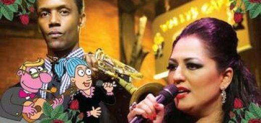 Горячий джаз для детей 19-20 — Легенда ритма в Израиле