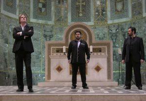Международный гала-концерт — Три баса — Богатыри вокала в Израиле