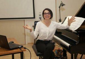 Серия Музыка и искусство — Лекция Ирены Фридлянд — Картины для фортепиано в Израиле