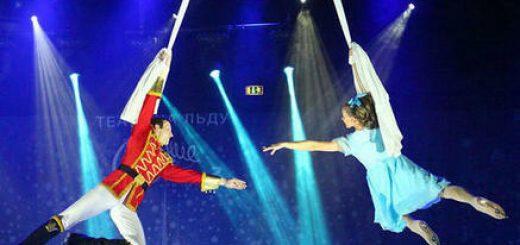 Балет на льду «Щелкунчик» — зимняя сказка израильским летом