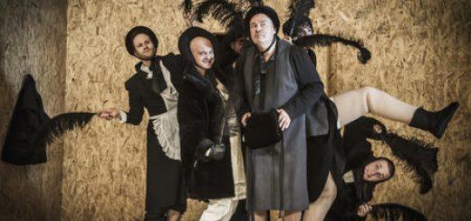 Лучшие спектакли «Гоголь-центра» впервые в Израиле