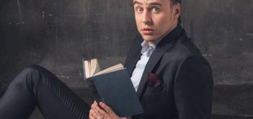 Впервые в Израиле Иван Абрамов — резидент «Stand Up»-шоу на ТНТ