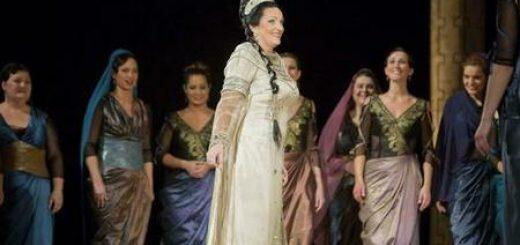 Опера «Царица Савская» — наслаждение зрителям