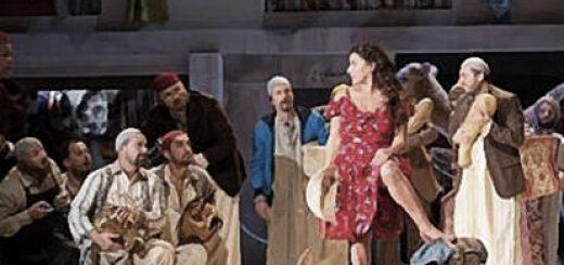 Опера на экране — «Итальянка в Алжире»
