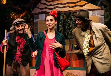 Фестиваль Театральная мечта — Театр а-Миля — Здесь живут братья Гримм в Израиле