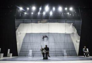 Театр Гешер — Орестея в Израиле