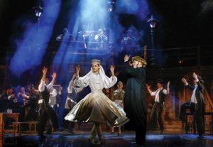 Клезмерский мюзикл — Свадебный танец в Израиле