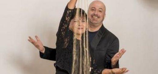 Илана Яхав и тенор Йотам Коэн в Израиле