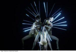 Театр танца Момикс в Израиле