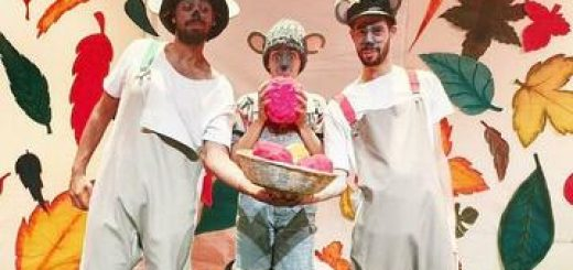 Театр Тмуна — Мышонок