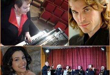 Концерт — Хава Нагила в Израиле
