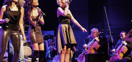 Шоу «Rock the Opera» в Израиле