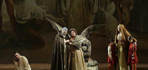Опера на экране из «Ла-Скала». «Двое Фоскари»