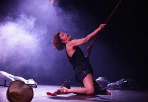 Танцевальный ансамбль Ясмин Годер — Демонстрирую сдержанность в Израиле