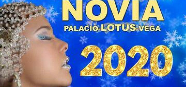 Роскошная встреча Нового 2020 Года в элитных залах Novia в Израиле