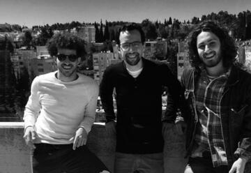 Nizan trio в Израиле