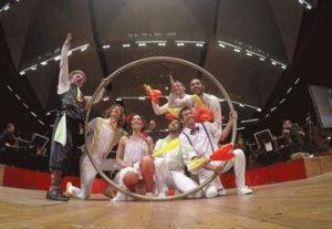 Концерт № 2 — В город приезжает цирк в Израиле