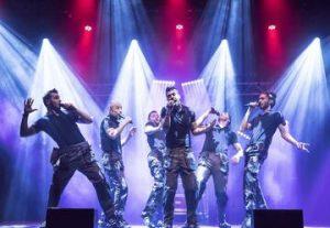 Шоу а-Герцелим в Израиле