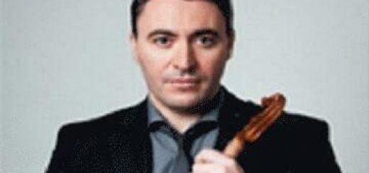 Максим Венгеров и Государственный симфонический оркестр Армении под управлением Сергея Смбатяна в Израиле