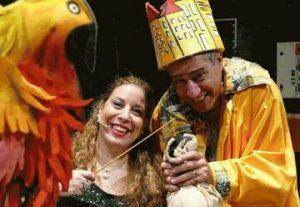 Музыкальная суббота для всей семьи — Крысолов из Гамельна в Израиле
