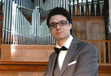 Международный фестиваль органной музыки 2019-2020 — Концерт для органа — Давид Кассан в Израиле