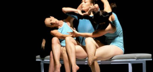 Танцевальный ансамбль Авшалома Полака — Antu в Израиле