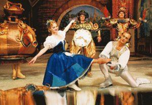 Государственный балет на льду Санкт-Петербурга — Золушка в Израиле