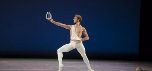 Звезды Нью-Йоркского балета в Израиле