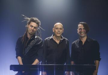 Концерт — Вавилон — Трио Бенджамина в Израиле