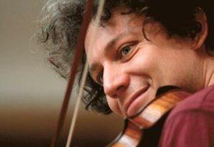 Давид Грималь — Концерт для скрипки в Израиле