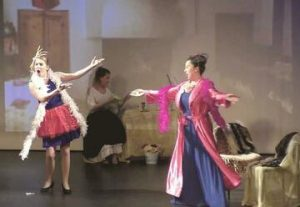 Золушка Дж. Россини — Оперный спектакль в Израиле
