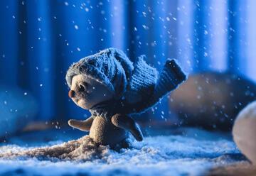 Театр Маленький — Снежная сказка в Израиле