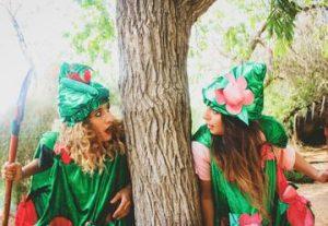 Театр Тмуна — Господин Зута и яблоня в Израиле