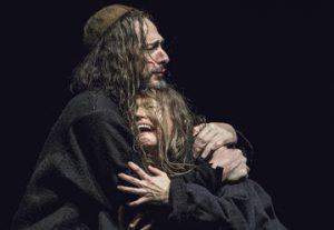 Театр Гешер — Раб в Израиле