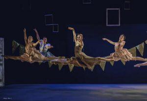 Иерусалимский балет — Скрипач на крыше в Израиле
