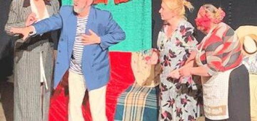 Театр Комедии — Самоубийца — лучшая комедия 20-го века! в Израиле